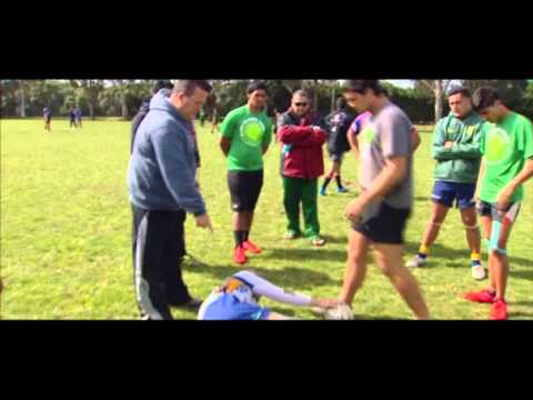 Cook Islands Rugby U19 Tour