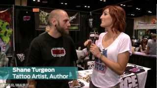 Transmission CVI - Star Wars Tattoos! (8.25.2012)