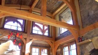 Luxury Mountain Real Estate : The Dobie Mountain Lookout by Winterwoods Homes, Ltd.