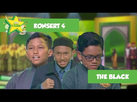 Ceria i-Star: The Black - Let's Learn Arabic [Konsert 4] #CeriaiStar
