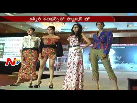 Fashion Show: INIFD Hyderabad Convocation Ceremony || NTV