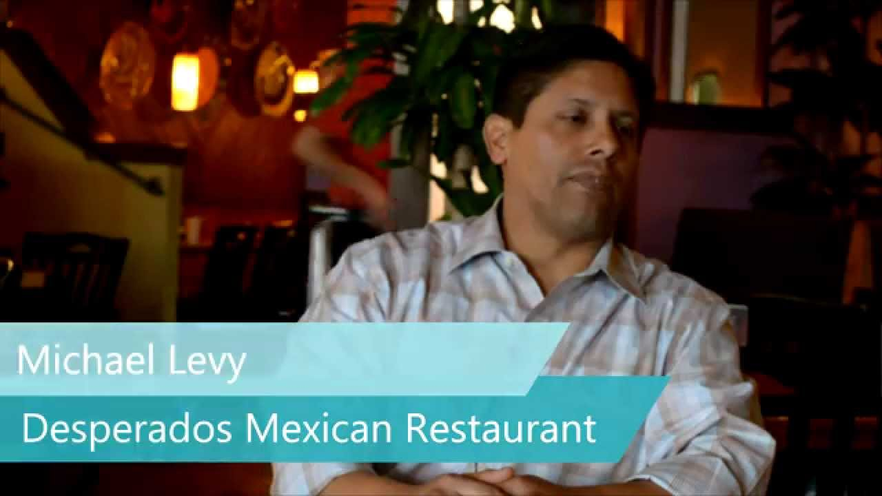 Small Is Big In Garland Desperados Mexican Restaurant Youtube