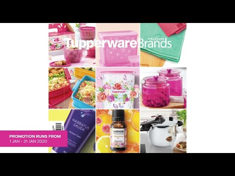 Campaign 1 2020 | Tupperware Brands Singapore