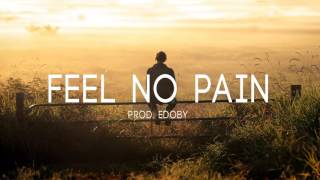 Feel No Pain - Acoustic Emotional Guitar Rap Beat Hip Hop Instrumental 2017 (New)
