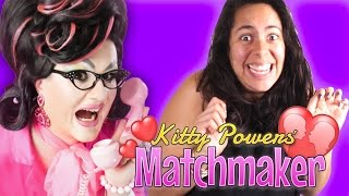 Making my DATING PROFILE!? Kitty Powers Matchmaker (Mystery Gaming)