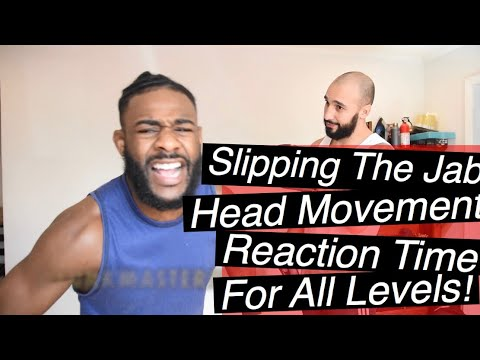 Easy Head Movement Drill For All Levels | Slip The Jab And Find Your Openings