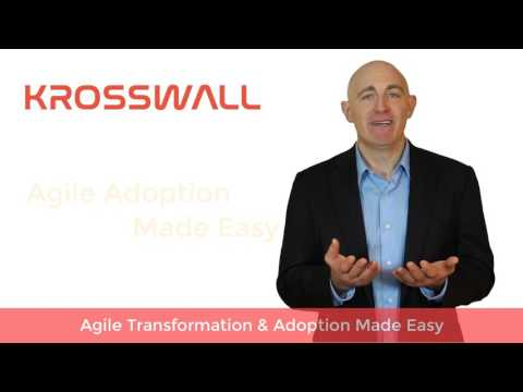 Agile Transformation Made Easy with KrossWall