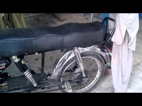 Pakistani engineer lambi bike