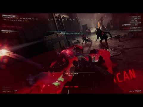 Вышел 8 минутный кооперативный геймплейный ролик от разработчиков GTFO
