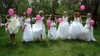 Cбежашие невесты Cosmo 2010 Красноярск.wmv