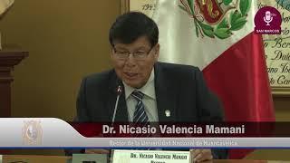 Tema:UNMSM FIRMA CONVENIO CON UNIVERSIDAD DE HUANCAVELICA