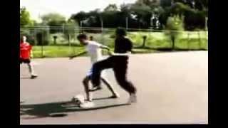 مهارات كرة قدم الشوارع