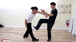 Техника Вин Чунь: как защищаться ногами