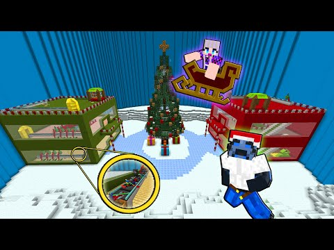 What Popularmmo S And Gamingwithjen Missed Christmas Tycoon