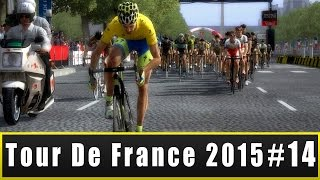 Tour De France 2015 Spil - Part 14 - Han Mister Tid! (Danish)