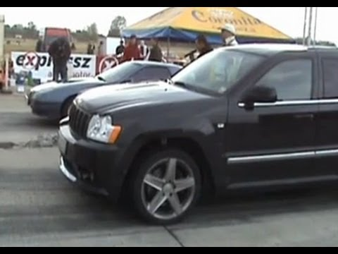 Rx King Sepeda Drag 10 Jeep Grand Cherokee Vs Mazda RX 7 Turbo Drag Race 1 4 Mile x
