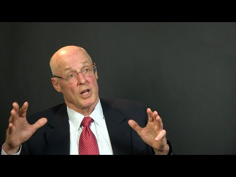 Henry Paulson: China 'Can't Succeed' with Current Economic Model