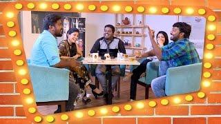 Janani Iyer Caught stealing !!! 😱 | Adhe Kangal | Settai Sandhai Part #1 | Smile Settai
