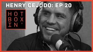 Henry Cejudo | Hotboxin' with Mike Tyson | Ep 20