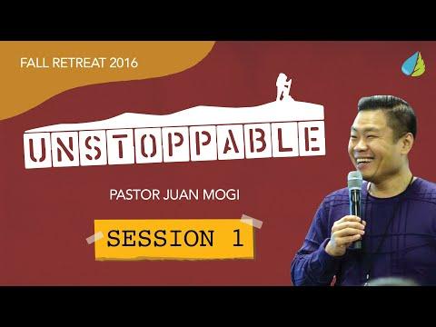 TLC Unstoppable Retreat 2016 - Ps Juan Mogi - Session 1 (Indonesian Language)