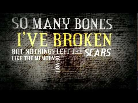 GHOSTS OF AUGUST - SCARS (OFFICIAL LYRIC VIDEO)