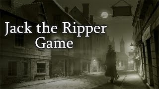 """Jack the Ripper Game"" Creepypasta"