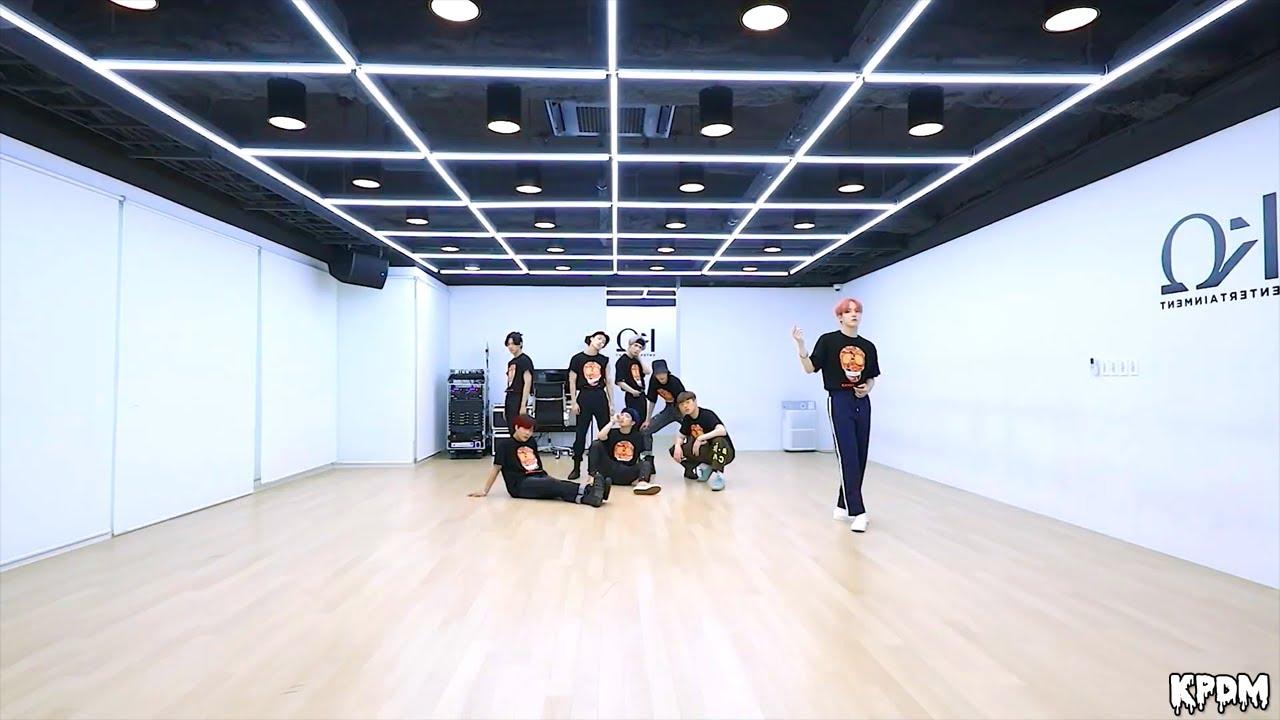 ATEEZ (에이티즈) - THANXX Dance Practice (Mirrored)