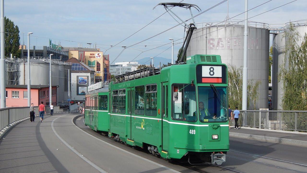 probe und fahrschulfahrten tram 8 weil am rhein full youtube. Black Bedroom Furniture Sets. Home Design Ideas