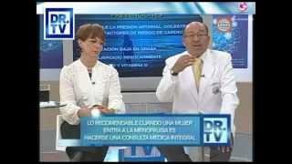 DR TV PERU 8-06-2012 -- 2 La Menopausia (Sonia Oquendo)