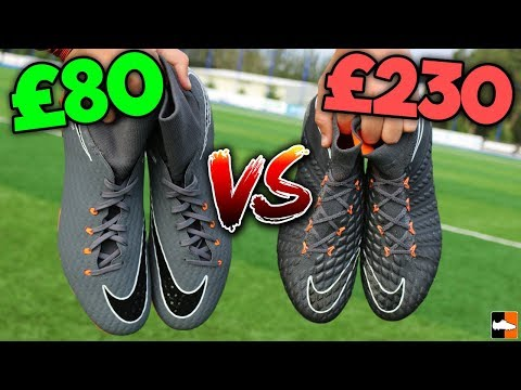 Cheap vs ELITE! Which Nike Hypervenom Is Better For YOU?