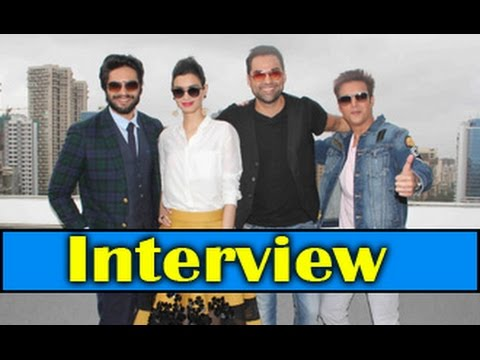 Happy Bhag Jayegi Cast Interview | Ali Fazal, Diana Penty, Jimmy Shergill, Abhay Deol | Full Video