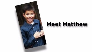 2017 CMN Miracle Kid: Matthew