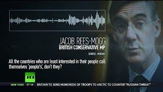 'Republic of jam jar' Jacob Rees Mogg bashed for joking about Libya