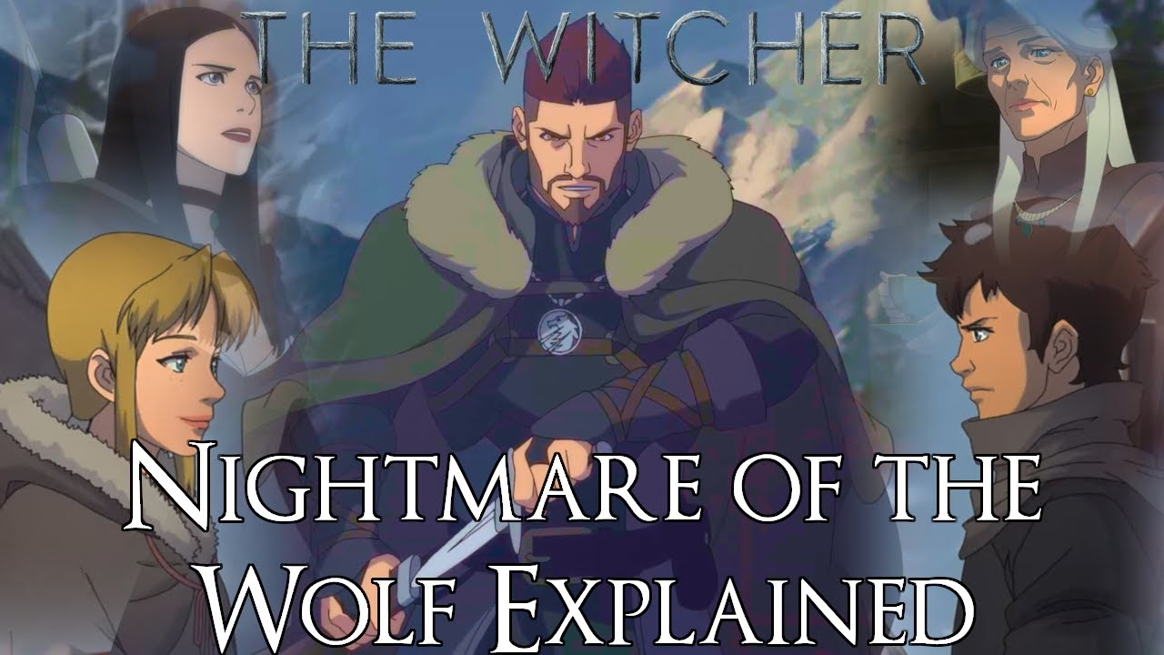 Download The Witcher Nightmare of the Wolf Explained (The Witcher Netflix, Nightmare of the Wolf, Explained)