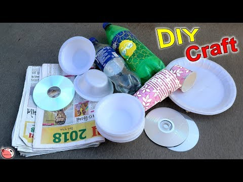 12 Best Out of Waste 2019 || DIY Home Decoration Idea || DIY Craft