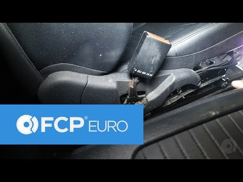 Mercedes Seat Belt Buckle Troubleshoot & Replacement – Safety First (C230, C240, C280, CLK550)