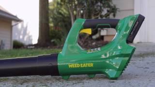 NEW Weed Eater 20V Blower (Model WE20VB)