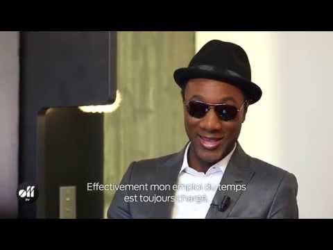 """Aloe Blacc en interview pour son nouvel album """"Lift Your Spirit"""""""
