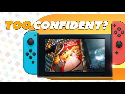 Nintendo TOO CONFIDENT? - The Know Game News