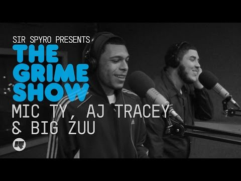 Grime Show: Mic Ty, AJ Tracey & Big Zuu