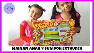 MAINAN ANAK ♥ FUN DOH EXTRUDER | KID