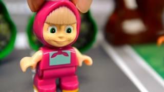 MASHA E ORSO ITALIANO Episodio 20-21 cartoni animati per piccoli