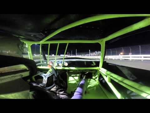 Jeason See Feature at Lee County Speedway 6-28