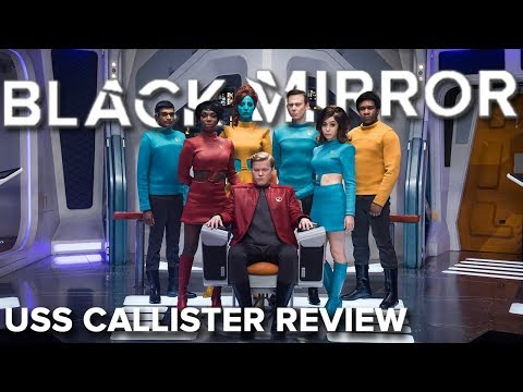 Download Youtube: USS Callister - Episode Review || BLACK MIRROR