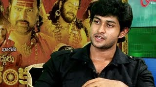 Chit Chat with Hero Kaushik Babu | Jagadguru Adi Shankara Movie