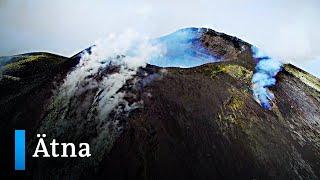 Ätna: Der höchste aktive Vulkan   Euromaxx