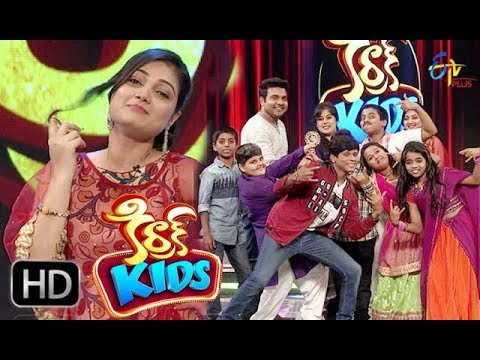 Kirrak Kids | 8th December 2017 | Sunaina | Getup Srinu | Priyanka | Full Episode 07 | ETV Plus thumbnail