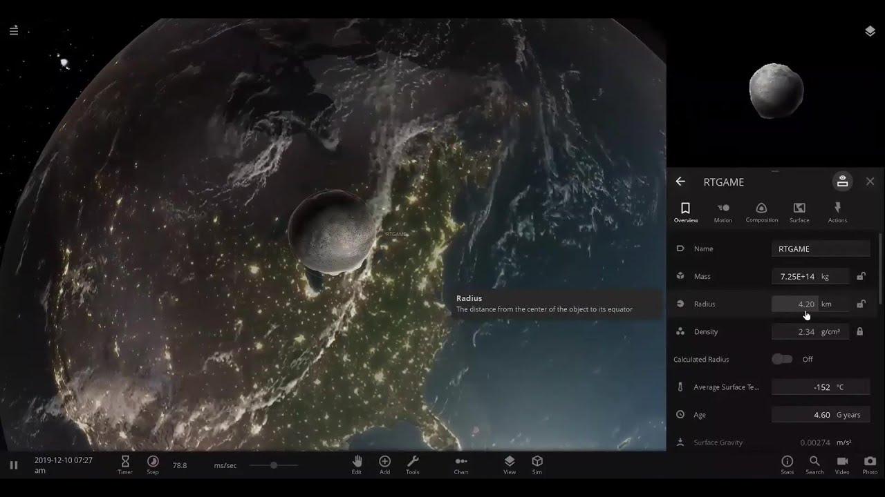 RTGAME Country Roads Meme: Universe Sandbox 2. Giant ...
