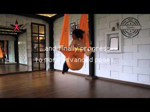 Antigravity Yoga Jakarta