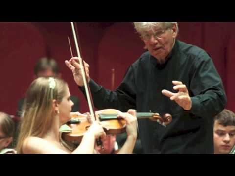 Solenne Païdassi - Saint-Saens 3d Violin Concerto, 3d mvt Part 2
